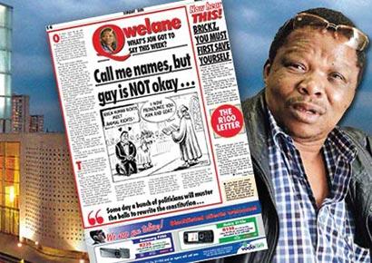 Breaking! Jon Qwelane is guilty of hatespeech